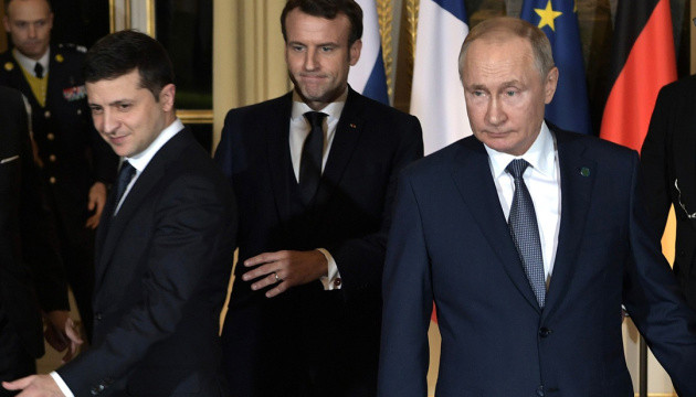 プーチン露大統領、ゼレンシキー大統領との会談可能性につき「常に話すことがある」