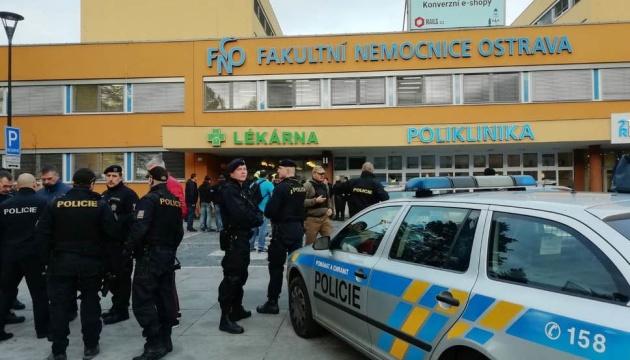У Чехії сталася стрілянина у лікарні, шестеро загиблих