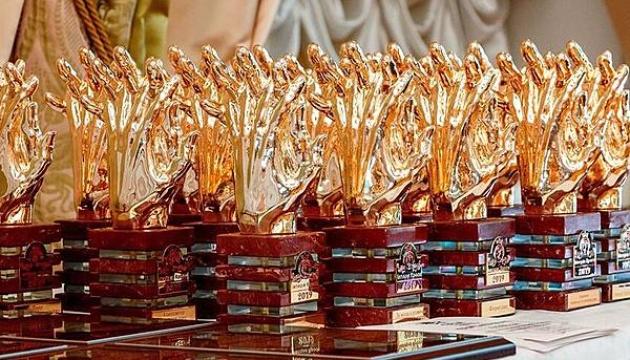 """Презентація Першої загальнонаціональної премії року """"Імперія краси"""" (Особняк Полякова, вул. Грушевського, 22)."""
