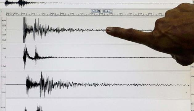 Возле острова Крит произошло мощное землетрясение