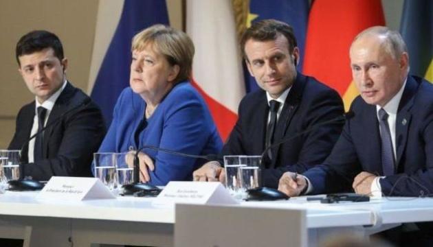 Перемовини Макрона-Меркель-Путіна: кожний сказав і почув, що хотів