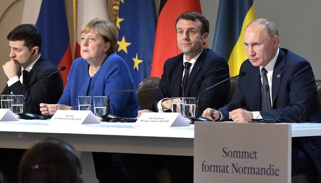 Wyniki spotkania normandzkiego - zdrada, zwycięstwo czy remis - opinie na Ukrainie są podzielone