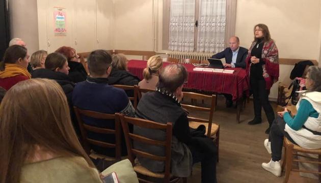 Ukrainian diaspora discusses results of Normandy summit