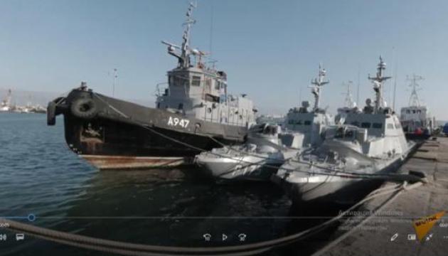 Повернуті Росією кораблі до літа вийдуть у море — Воронченко