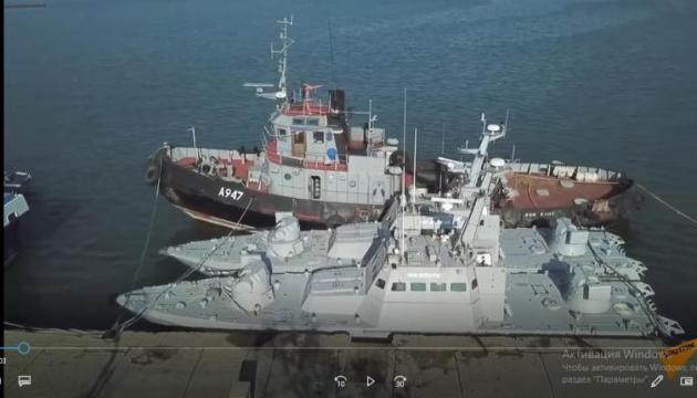 """Україна в ОБСЄ викрила """"кіношні трюки"""" ФСБ з повернутими кораблями"""