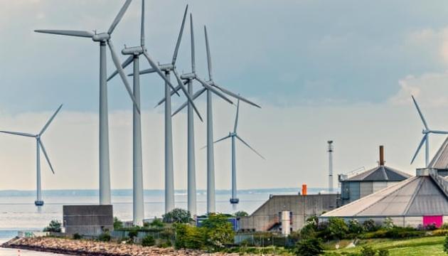 Правительство Дании планирует создать искусственные острова для ветряков