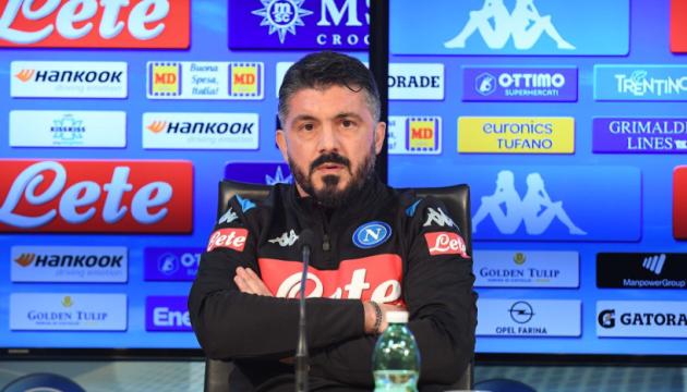 Дженнаро Гаттузо - новый главный тренер «Наполи»