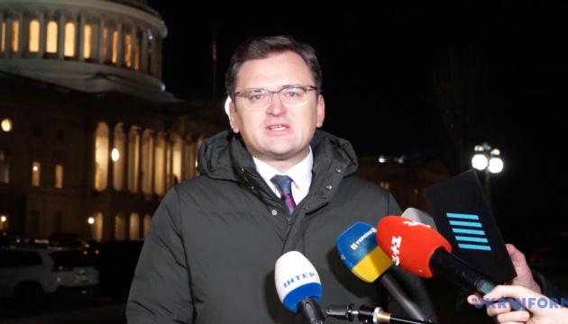 Кулеба: Россия боится вести переговоры по Крыму