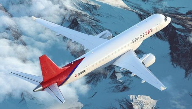 Mitsubishi готує до презентації реактивний пасажирський літак