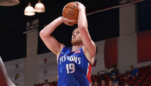 Михайлюк попал в ТОП-10 баскетболистов НБА по точности трехочковых