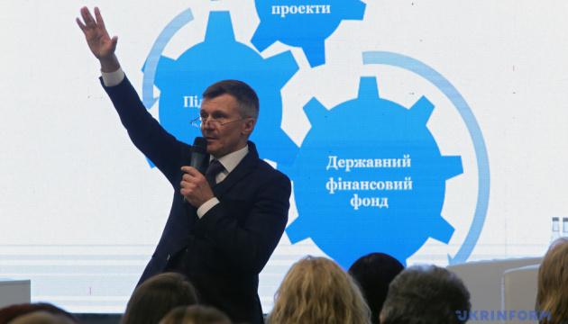 У Бородянського хочуть фінансувати менше видів спорту, але якісніше