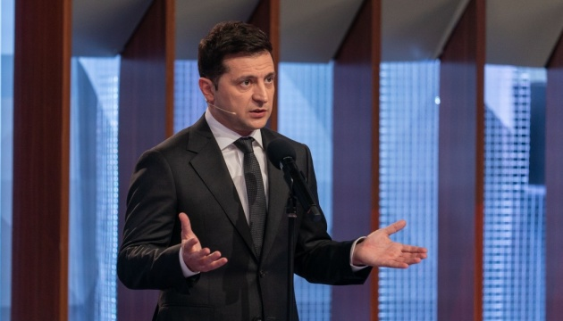 Conflict with Russia can be resolved after return of Crimea and Donbas – Zelensky