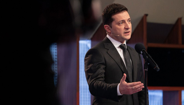 Zelensky says he believes gas transit agreement with Russia will be signed