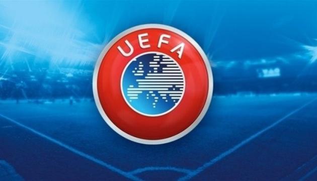 Україна - на 10 місці у таблиці коефіцієнтів УЄФА