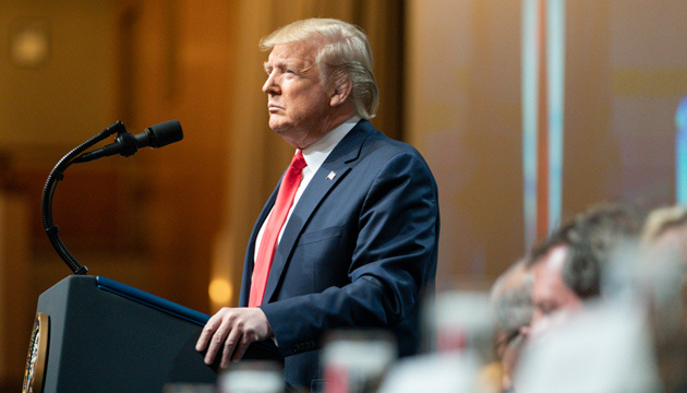 Трамп очікує спаду Covid-19 у США наступного тижня