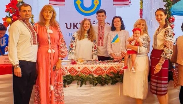 В Абу-Дабі стартував благодійний різдвяний ярмарок за участі української громади ОАЕ