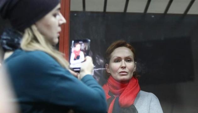 Кузьменко в суде заявила о готовности пройти полиграф