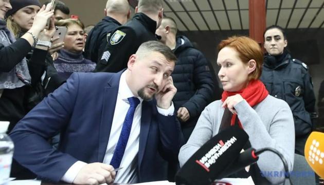 Прокурор на суді заявив, що автомобіль Шеремета підірвала Кузьменко