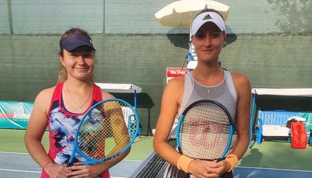 Дарья Снигур пробилась в финал 100-тысячника ITF в Дубае