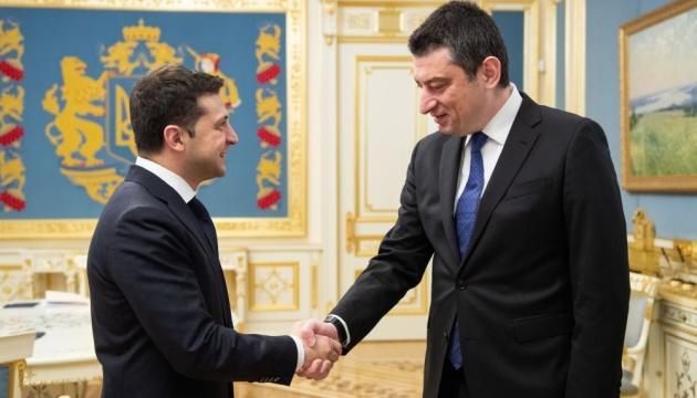 Украина и Грузия в начале 2020 года проведут заседание межправительственной комиссии