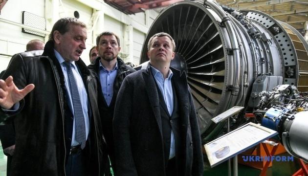 Разработки украинских конструкторов не продадут вместе с
