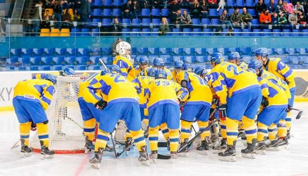 Хоккей: Украина проиграла Южной Корее на турнире в Будапеште