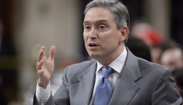 Трюдо доручив главі МЗС Канади захищати Україну