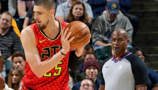 НБА: дабл-дабл Леня не допоміг «Атланті» перемогти «Індіану»