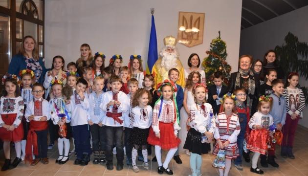 Українці в Словаччині відзначили День Святого  Миколая