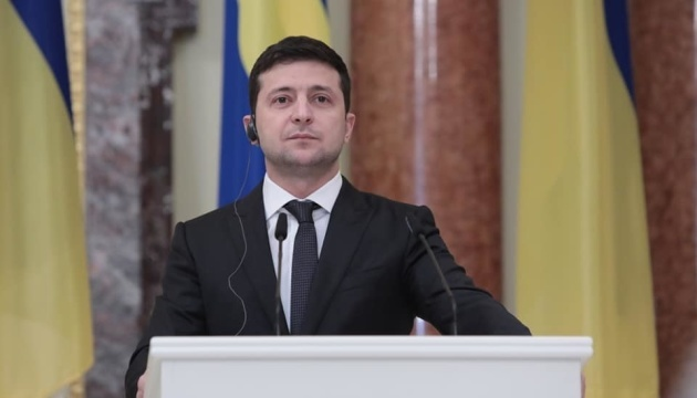 Zelensky tables in parliament bill on amendments to Constitution on decentralization