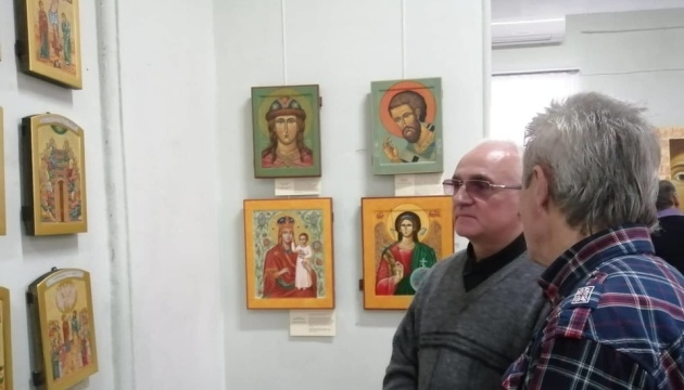 В Херсоне открылась выставка современных икон