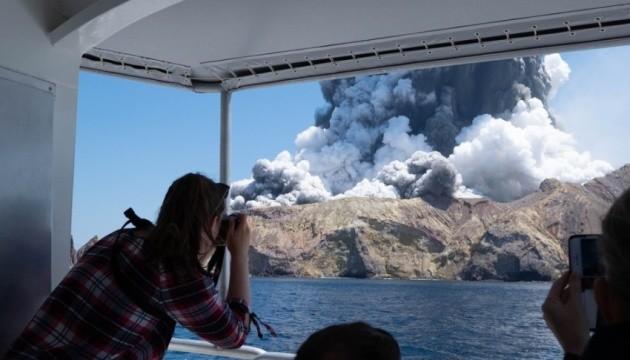 В Новой Зеландии возросло число погибших в результате извержения вулкана