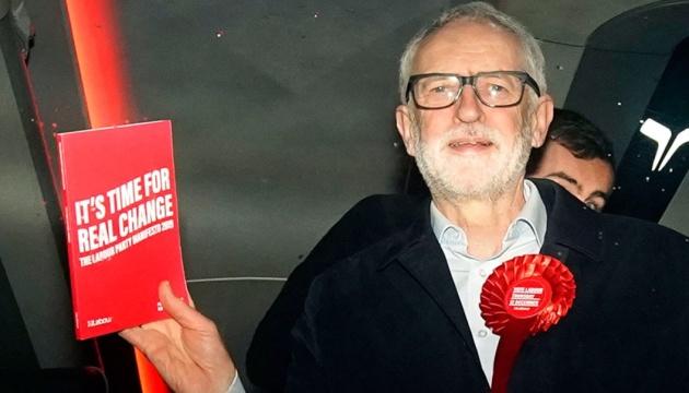 Найгірший показник з 1935: лідер британських лейбористів вибачився за поразку на виборах