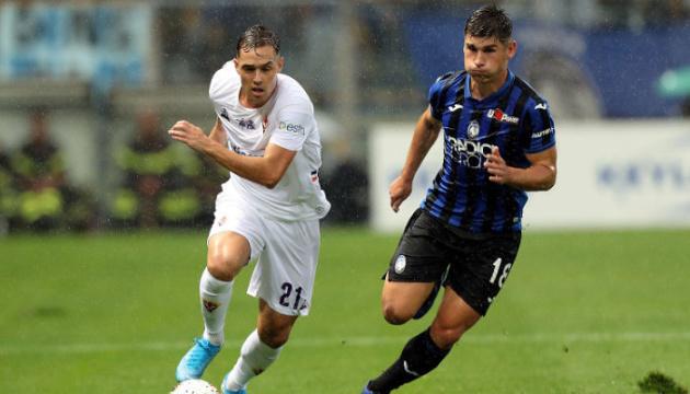 Малиновський забив другий м'яч в Серії А