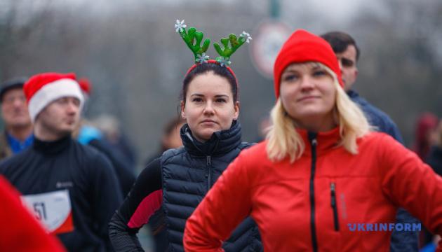 В Ужгороді провели традиційний благодійний забіг