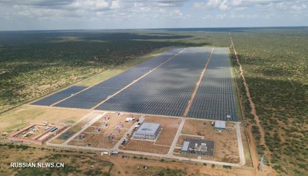 У Кенії запустили найбільшу сонячну електростанцію у Східній Африці