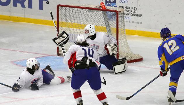 Украина уступила Франции на молодежном ЧМ по хоккею