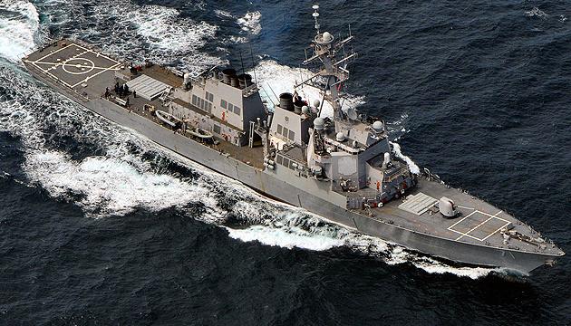 Збройні сили США провели навчання у Чорному морі