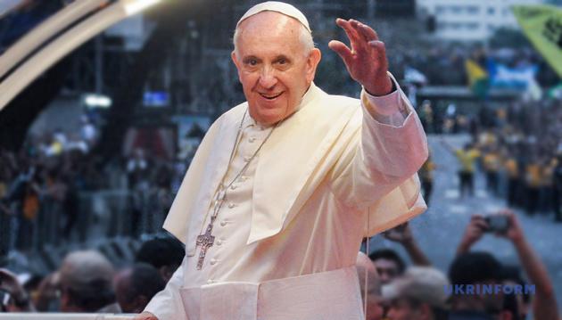 Папа Римський закликав владу країн прислухатися до голосу протестувальників