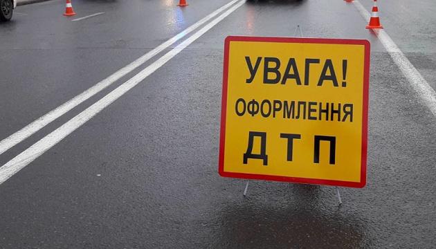 На Житомирщині у ДТП травмувалися двоє патрульних