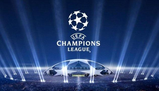 Відбулося жеребкування 1/8 фіналу Ліги чемпіонів УЄФА