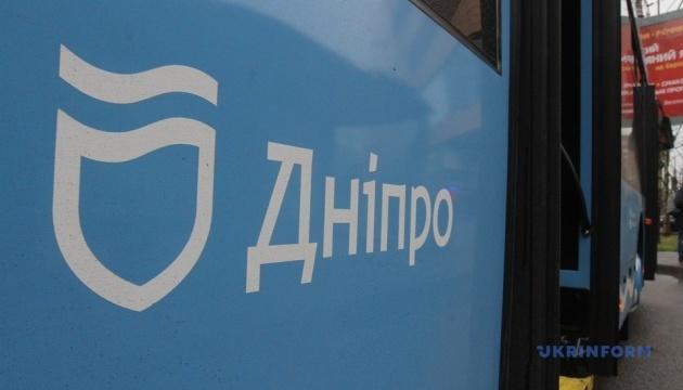 Дніпровські тролейбуси стилізують у єдиному дизайні