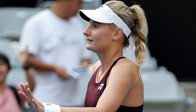 Ястремська визнана найкращою тенісисткою 2019 року в Україні