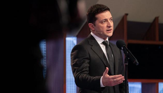 Zelensky: El conflicto con Rusia no puede ser resuelto sin recuperación de Crimea y Donbás