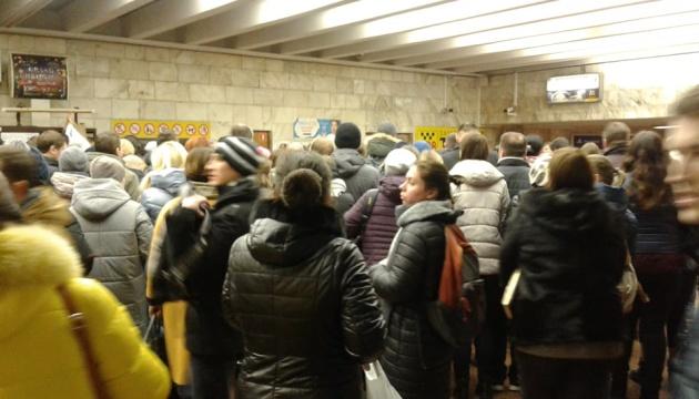 У столичному метро за рік проїхалися пів мільярда пасажирів