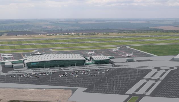 Новий аеропорт у Дніпрі: Кабмін