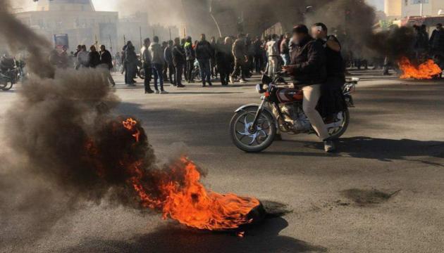 В Иране вспыхнули протесты