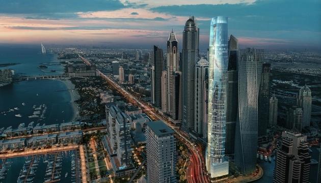 У Дубаї відкриють найвищий у світі готель