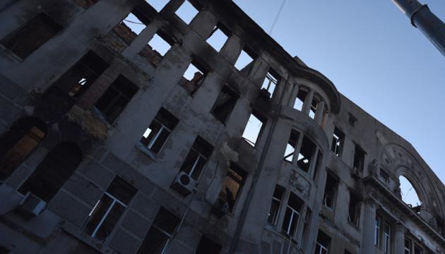 У справі про пожежу в одеському коледжі оголосили ще одну підозру