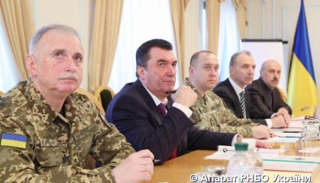Керівництво системою тероборони має бути у сфері компетенції Президента — РНБО